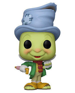 POP Disney Pinocchio Street Jiminy Vinyl Figure - State of Comics