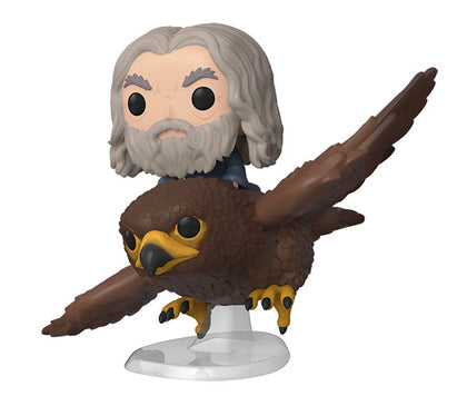 POP Ride Lord of the Rings Gwaihir w/ Gandalf Funko POP