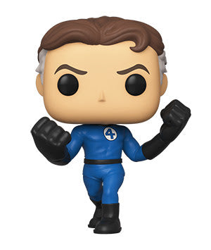 POP Marvel Fantastic Four Mister Fantastic Funko POP - State of Comics