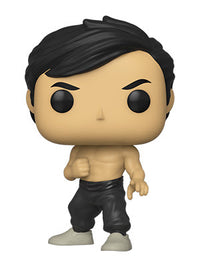 POP Games Mortal Kombat Liu Kang Funko POP