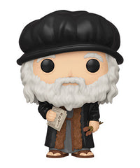POP! Artists Leonardo DaVinci Funko POP
