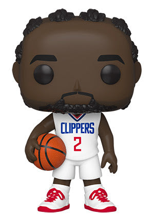POP! Sports NBA LA Clippers Kawhi Leonard Funko POP