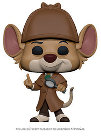 POP! Disney Great Mouse Detective Basil Funk POP