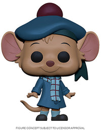 POP! Disney Great Mouse Detective Olivia Funk POP