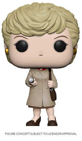 POP! Television Murder She Wrote Jessica with Trenchcoat and Flashlight Funko POP