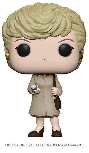 POP! Television Murder She Wrote Jessica with Trenchcoat and Flashlight Funko POP - State of Comics