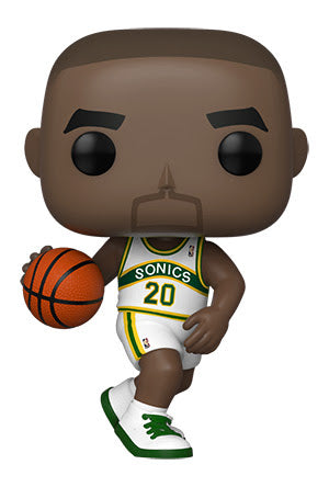 POP! NBA Legends Shawn Kemp Sonics Home Funko POP - State of Comics