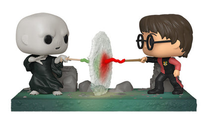 POP! Harry Potter Harry Vs Voldemort Movie Moment Funko POP