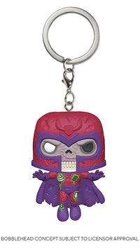 POP! Keychain Marvel Zombies Magneto
