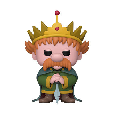 POP Animation Disenchantment King Zog Funko POP - State of Comics