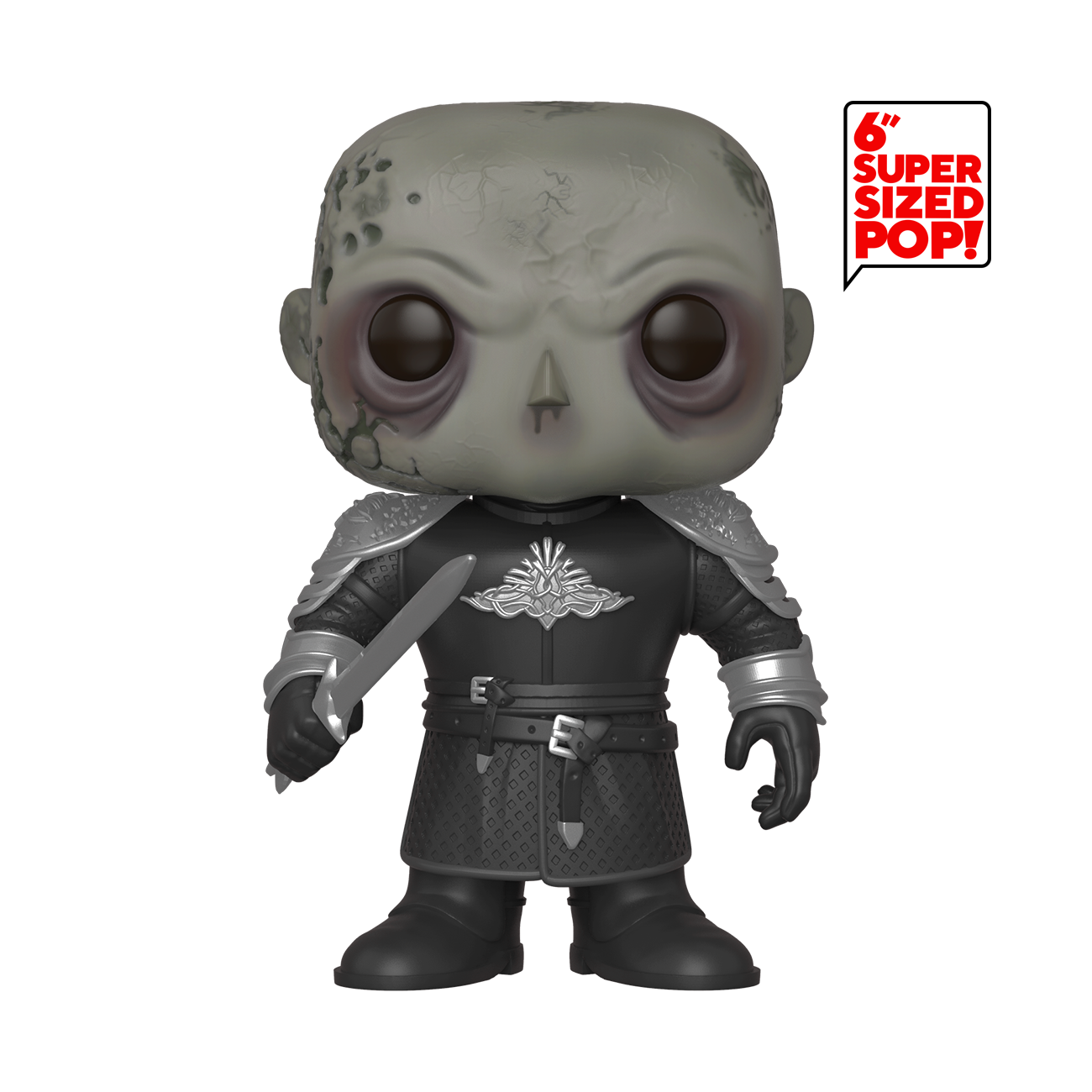 "POP TV Game of Thrones The Mountain Unmasked 6"" Funko POP"