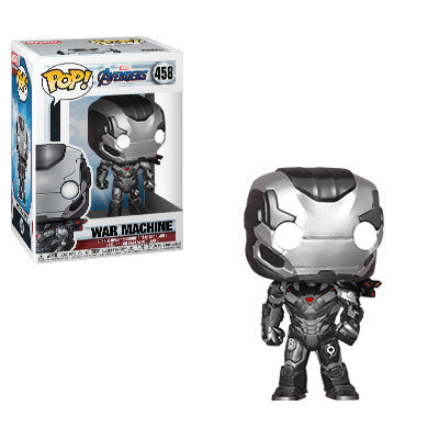 POP Marvel Avengers Endgame War Machine Funko POP