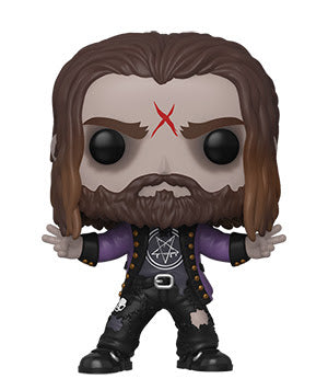 POP Rocks Rob Zombie Funko POP - State of Comics