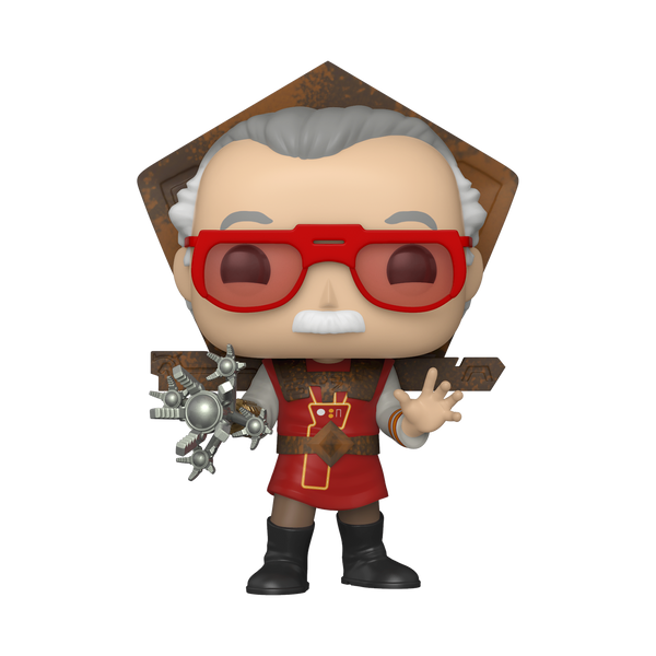 POP! Marvel Stan Lee Ragnarok Funko POP - State of Comics