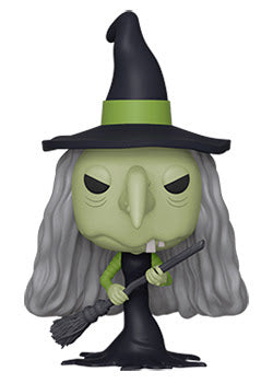POP! Disney Nightmare Before Christmas Witch Funko POP