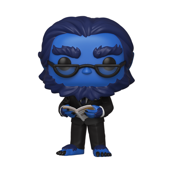 POP! Marvel 20th Anniversary X-Men Beast Funko POP - State of Comics