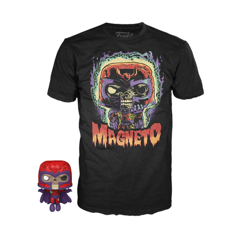 Pocket POP & Tee Marvel Zombie Magneto