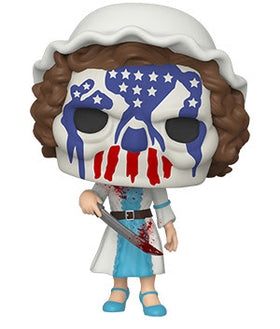 POP Movies The Purge Betsy Ross Vinyl Figure