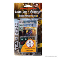 D&D Dice Masters Adventures in Waterdeep Team Pack