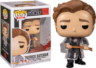 POP! Movies American Psycho Patrick Bateman Funko POP - State of Comics