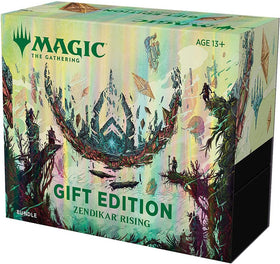 Magic the Gathering TCG Zendikar Rising Gift Edition