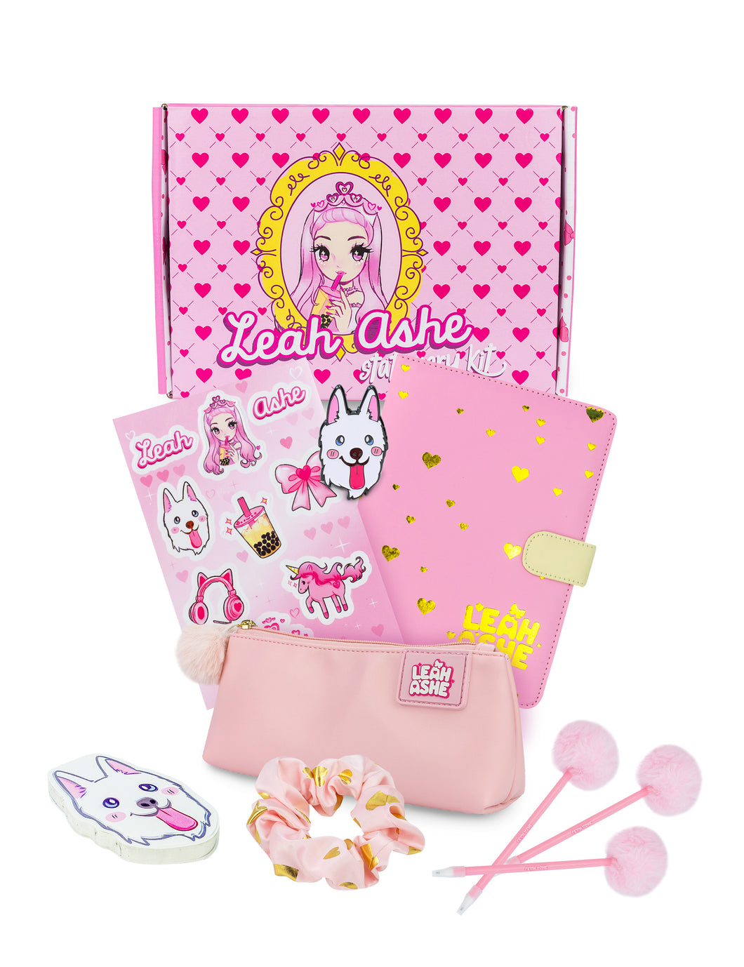 Leah Ashe Stationery Kit