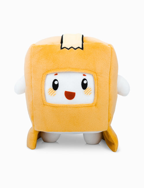 Boxy Plush Toy
