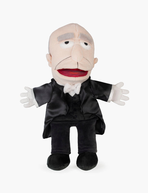 Chives the Butler Puppet