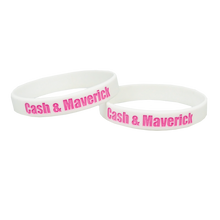 Cash & Maverick Wristband