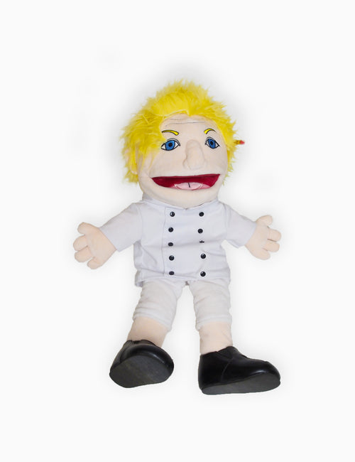 British Chef Puppet