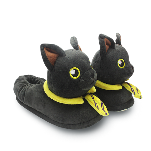 Sir Meows A Lot Slippers