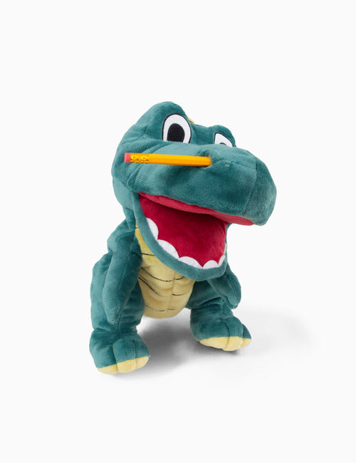 Booger the Dinosaur Puppet