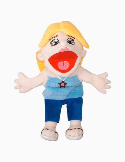 Jeffy's Mom Puppet