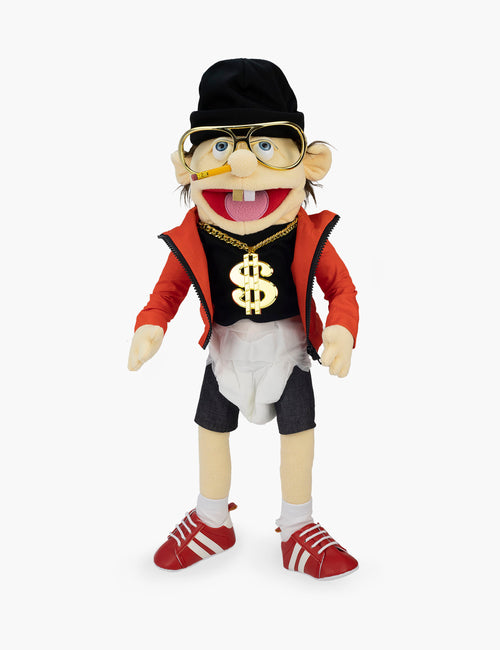 Rapper Jeffy Puppet