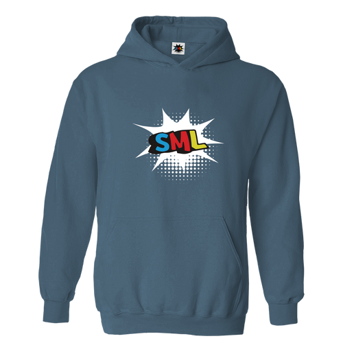 SML Pullover Hoodie