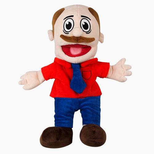 Jeffy's Dad Puppet