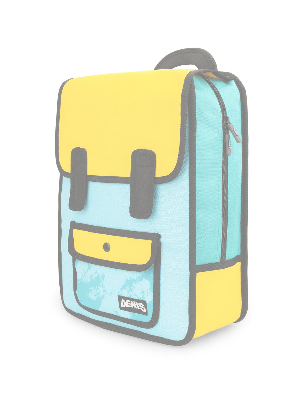 Sketched Backpack (Sold Out)