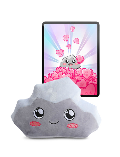 Rocky Plush Toy (w/ Free Digital Wallpapers) (Pre-Order)
