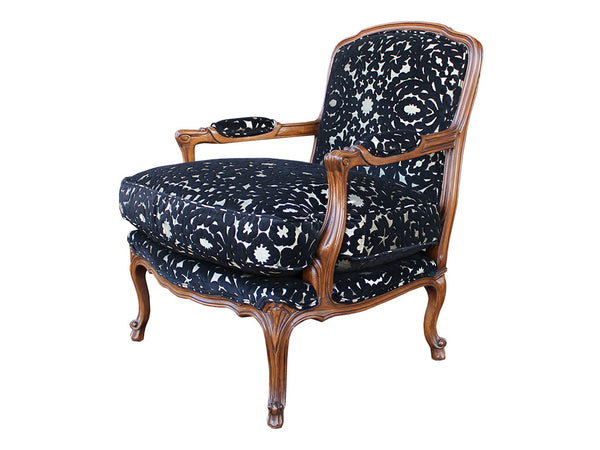 Louis Chair / Fabric Example II