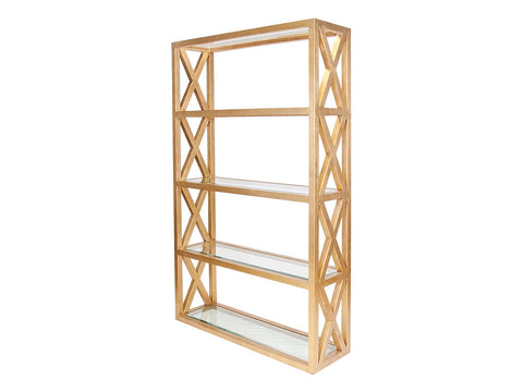 Clifton Etagere / Gold