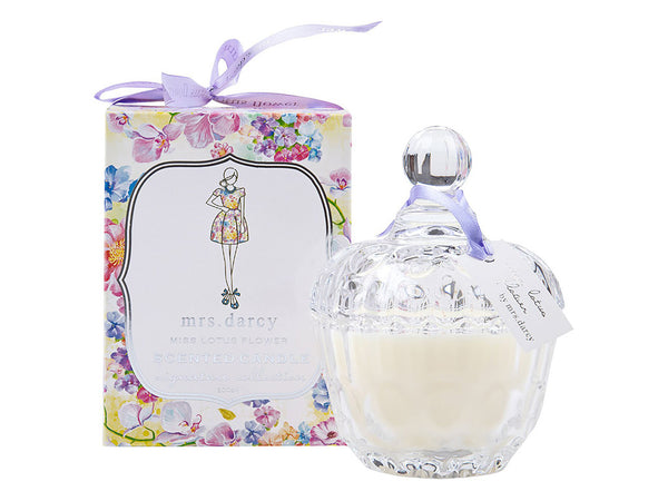 Miss Flower Lotus / Candle