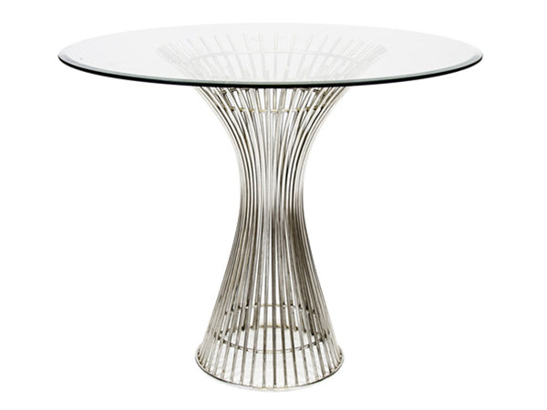 Powell Table / Silver