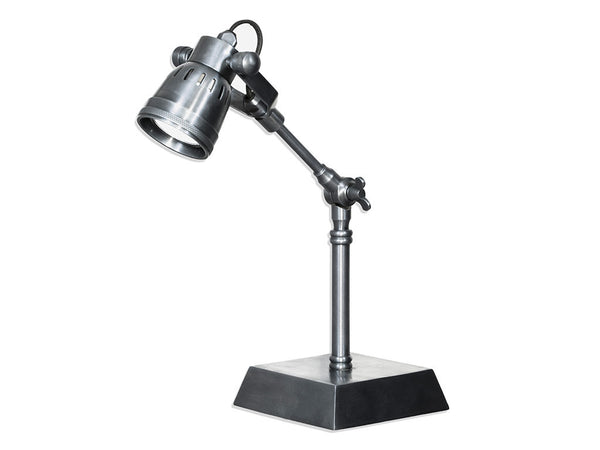 Lyon Desk Lamp / Silver
