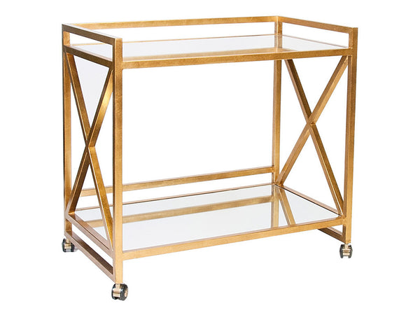 Gerard Bar Cart / Gold