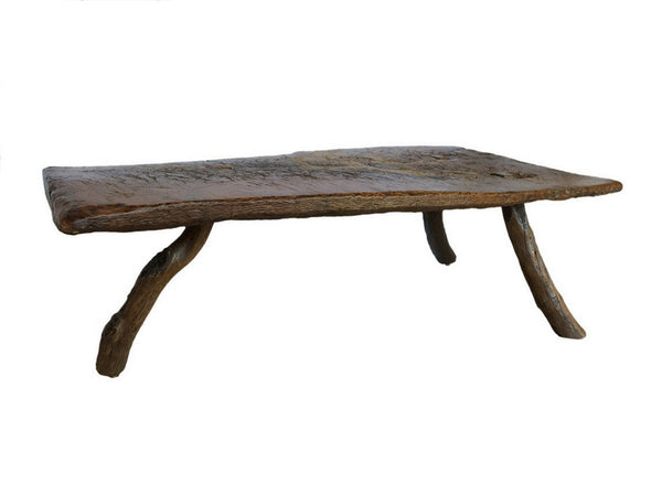 Rustic Farmstyle Coffee Table