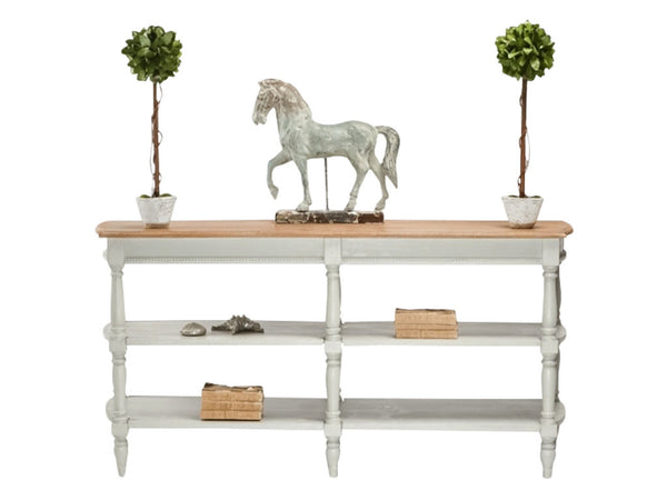 Marius Console / Light Grey