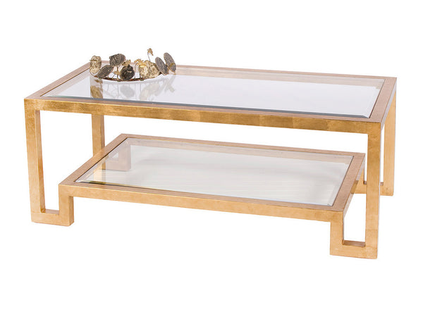 Winston Coffee Table / Gold