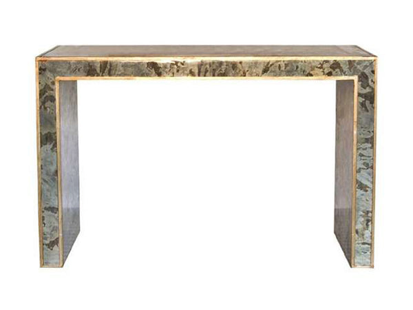 Madison Console / Gold