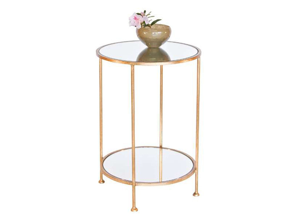 Chico Table / Gold