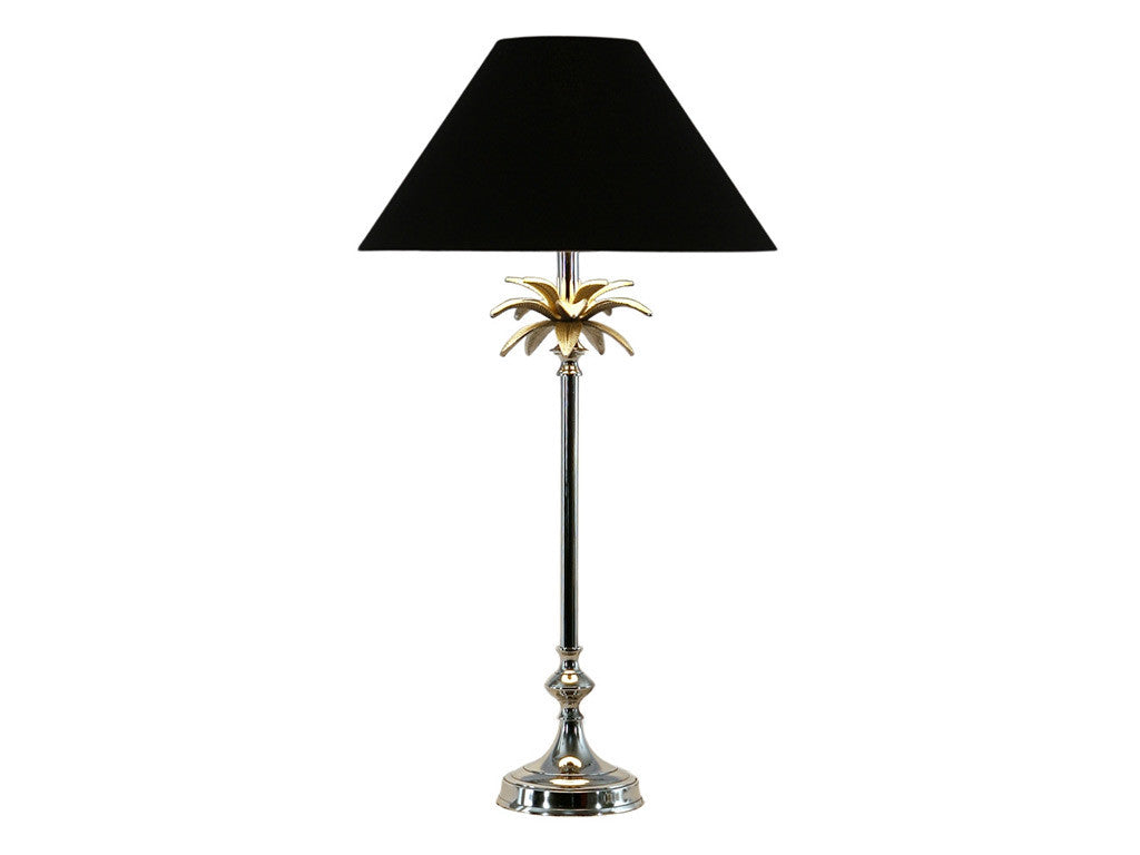 Duke Table Lamp / Black Shade